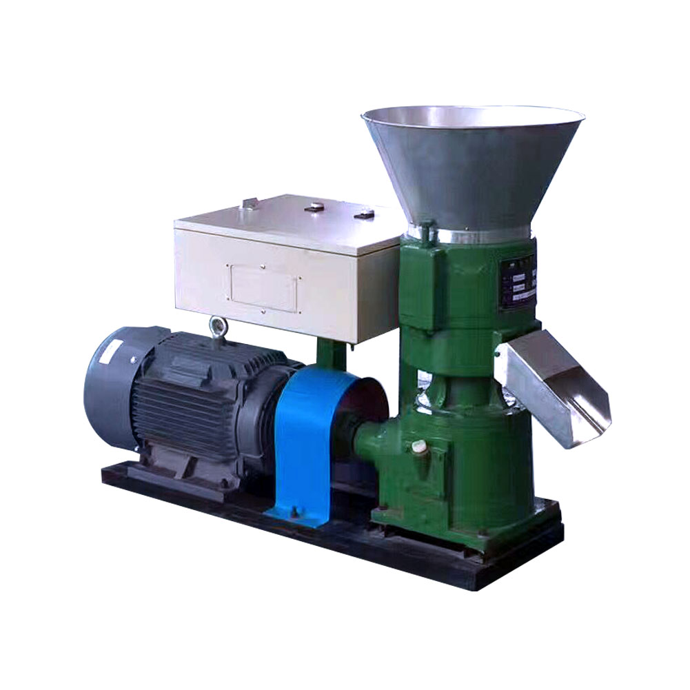 Poultry Equipment Small Capacity Cattle Poultry Feed Pellet Machine