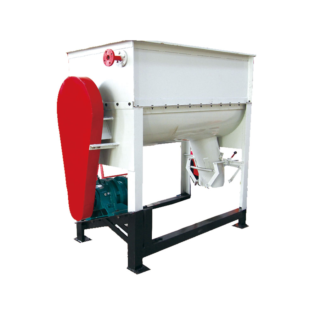Farm Machinery Widely Use Mixing Efficiency Single Shaft Animal Feed Mixer