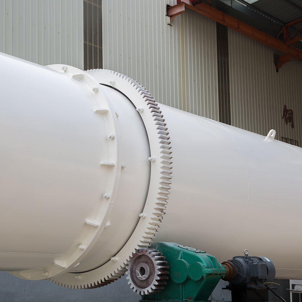 Factory Supplier High Efficient New Design Biomass Wood Sawdust Rotary Dryer